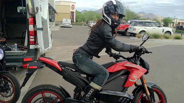 L'importance du casque de moto
