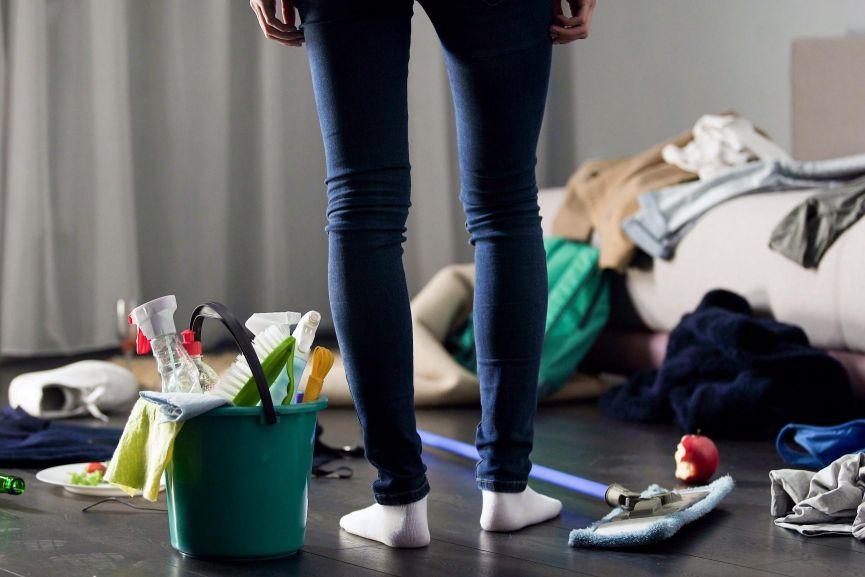 Installer une routine ménage